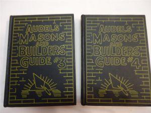 audels vintage books