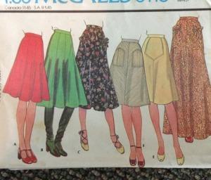 mccalls sewing pattern