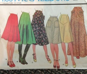 mccalls sewing pattern