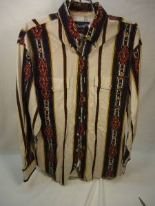 mens wrangler shirt
