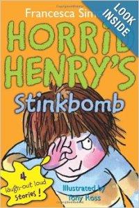book horrid henry