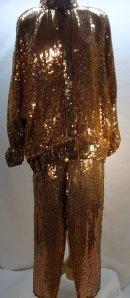 etsy vintage sequin