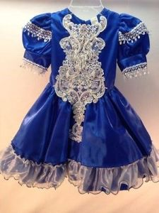 pageant blue