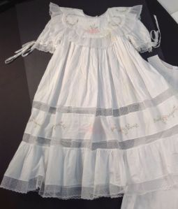 strasburg white lace
