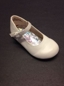 SHOES BABY WHITE