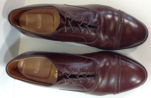 alden mens cap toe shoes
