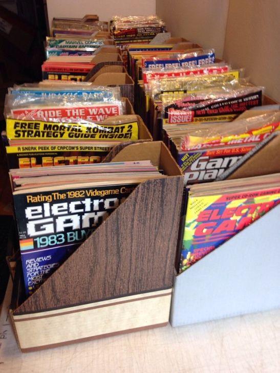 magazines gaming
