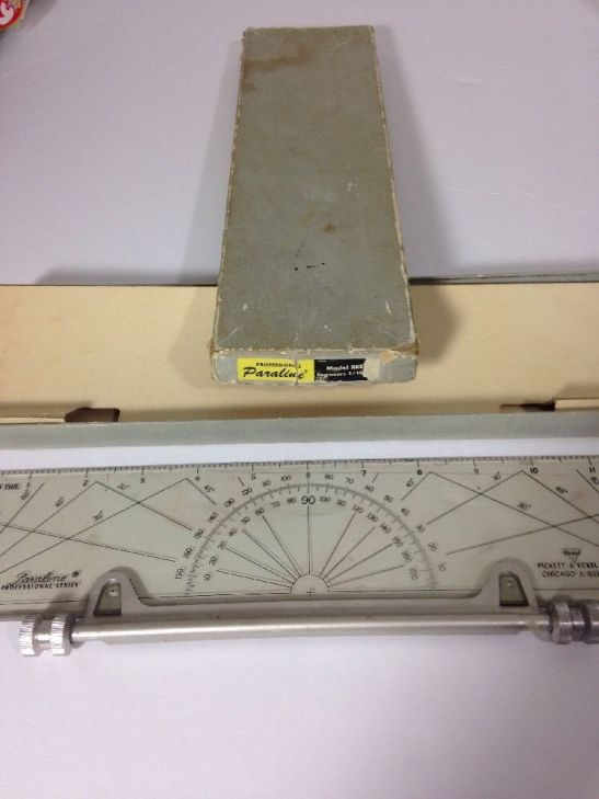pickett & eckel slide rule
